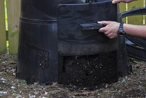 Compost Bin Portland NW Arbor