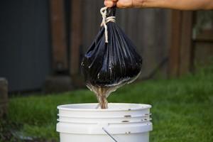 Strain Compost Tea NW Arbor Portland